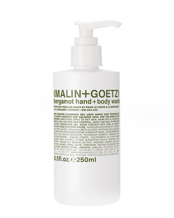 Malin+Goetz - Bergamot Body Wash - 250 ml