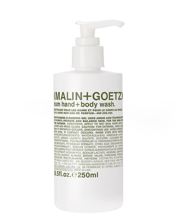 Malin+Goetz - Rum Hand + Body Wash - 250 ml