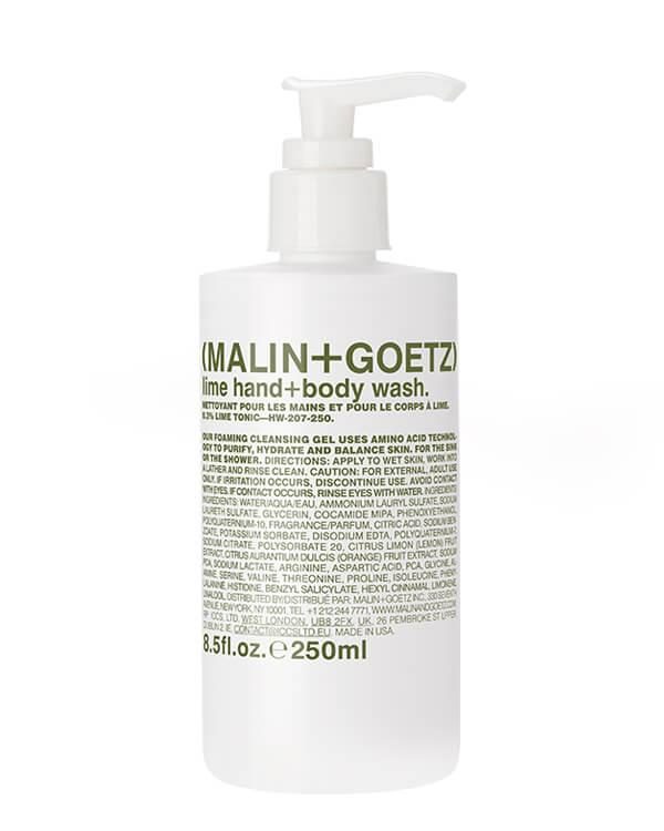 Malin+Goetz - Lime Hand + Body Wash - 250 ml