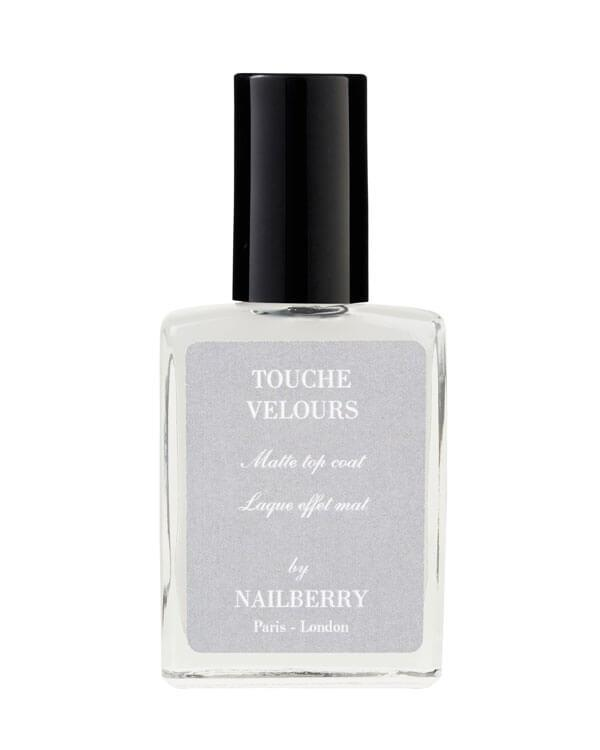 Touche Velours Matte Top Coat - 15 ml