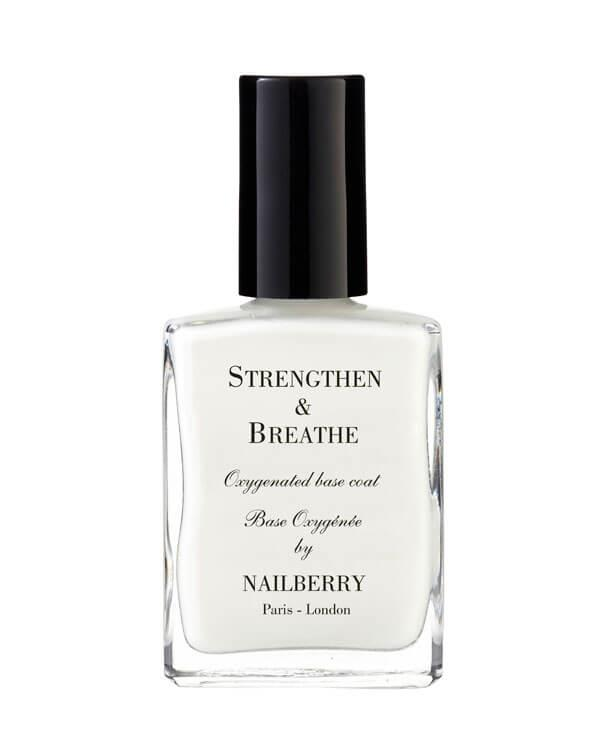 Nailberry - Strengthen & Breathe Base Coat - 15 ml