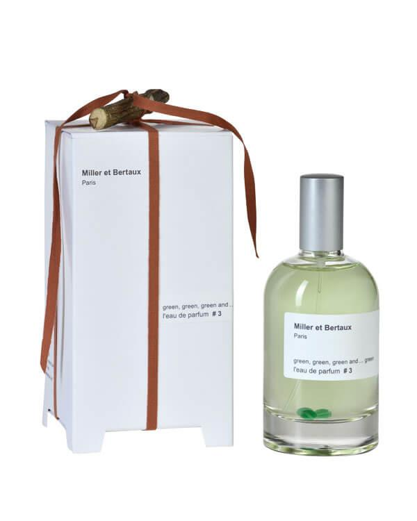 #3 Green, Green, Green and… Green Eau de Parfum - 100 ml