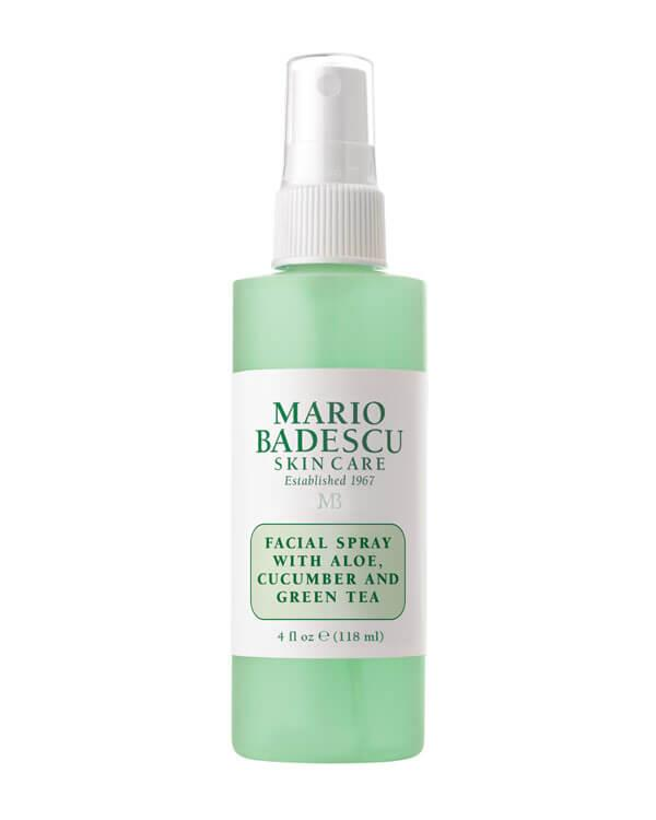 Facial Spray with Aloe, Cucumber and Green Tea - 118 ml