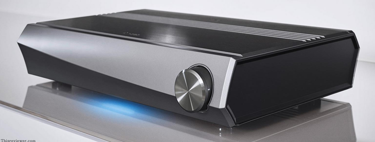 Denon HEOS AVR 'open doos model'
