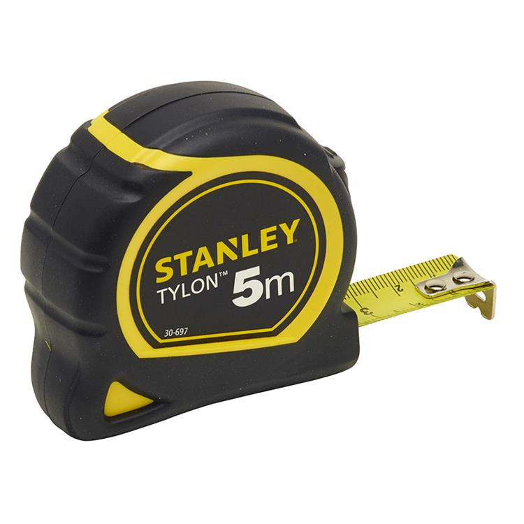 Stanley rolbandmaat Tylon 5m