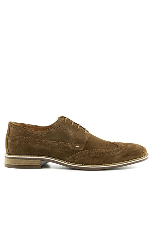 Veterschoen suede