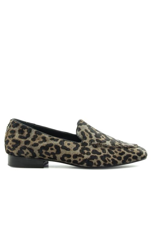 Bloom loafer hairon leer