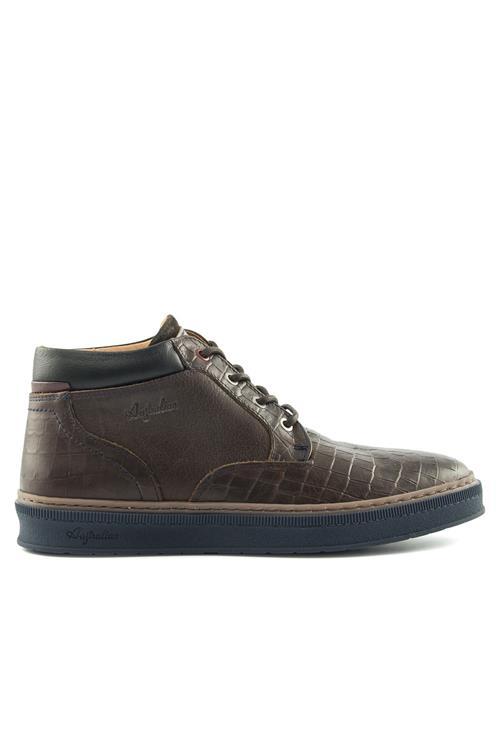 Afbeelding van Australian Footwear Braxton leer Bruin