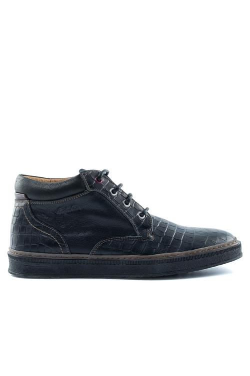 Afbeelding van Australian Footwear Braxton leer Blauw