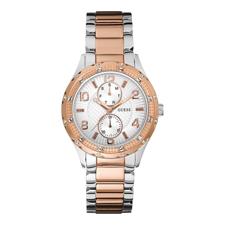 Guess horloge W0442L4 Ladies Sport