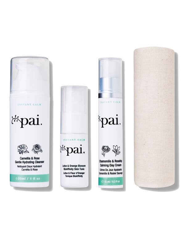 Pai - Anywhere Essentials Travel Collection: Instant Calm - 30 ml + 12 ml + 10 ml