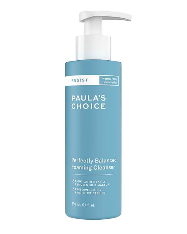 Paula's Choice - Resist Perfectly Balanced Foaming Cleanser - 190 ml
