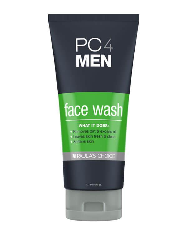 PC4MEN Face Wash - 177 ml