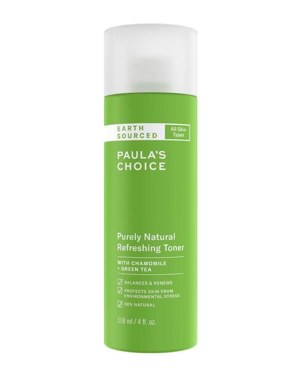 Paula's Choice - Earth Sourced Purely Natural Refreshing Toner - 118 ml