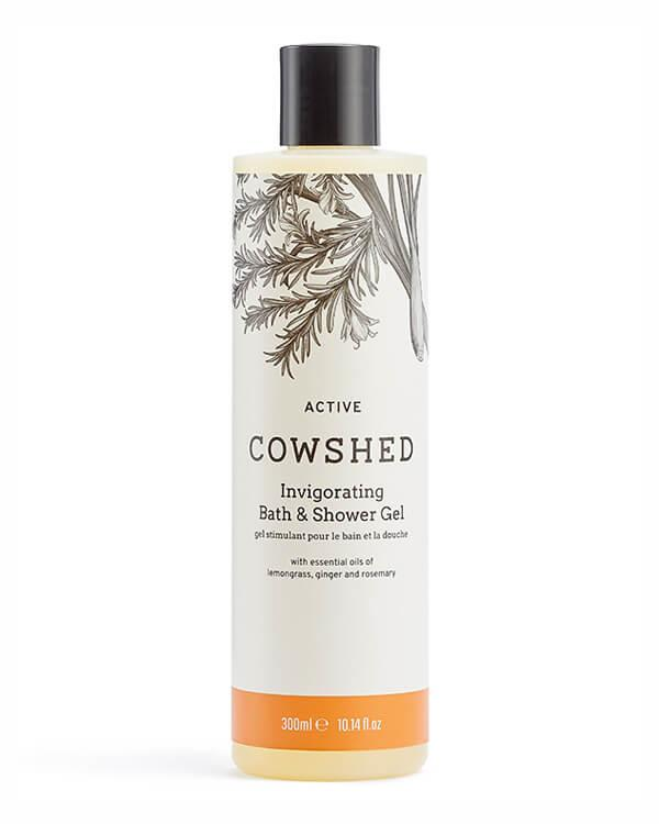 Cowshed -Active - Invigorating Bath & Shower Gel - 300 ml