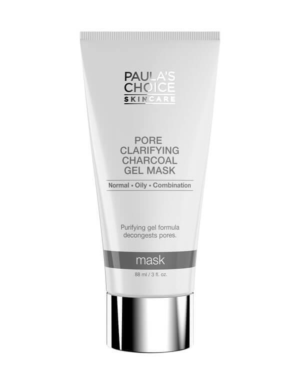 Paula's Choice - Pore Clarifying Charcoal Gel Mask - 88 ml