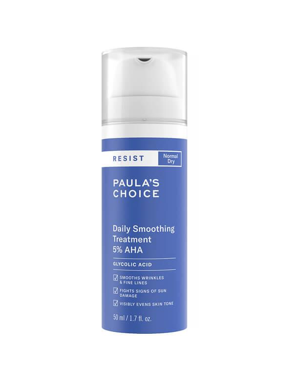 Paula's Choice - Resist Daily Smoothing Treatment with 5% AHA - 50 ml