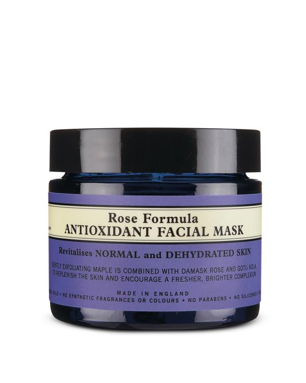 Neal's Yard Remedies - Rose Antioxidant Facial Mask - 50 gr