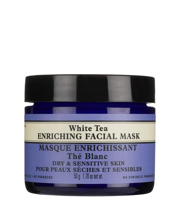 White Tea Enriching Facial Mask - 50 gr