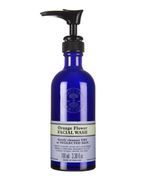 Neal's Yard Remedies - Nourishing Orange Flower Facial Wash - 100 ml