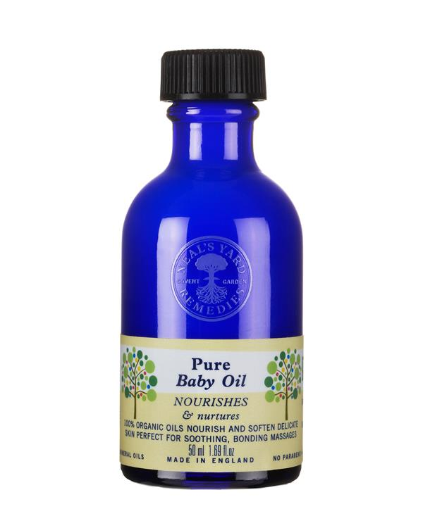 Neal's Yard Remedies - Pure Baby Oil - 50 ml