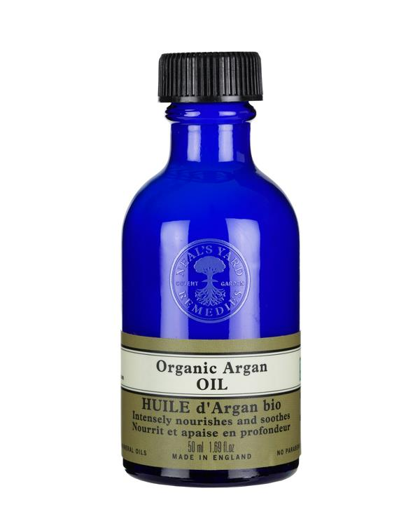 Organic Argan Oil - 50 ml