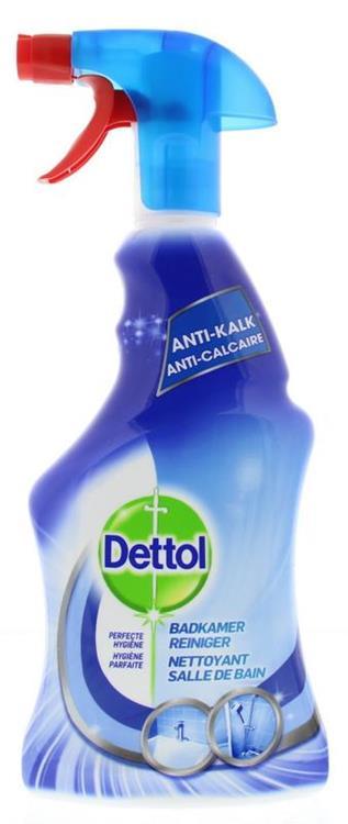 Badkamer anti-kalk spray