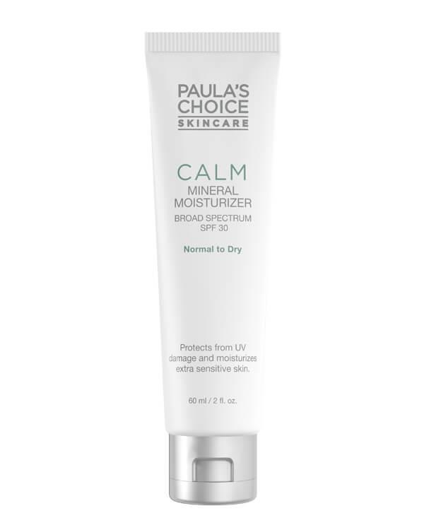 Paula's Choice - Calm Mineral Moisturizer SPF30 Normal to Dry - 60 ml