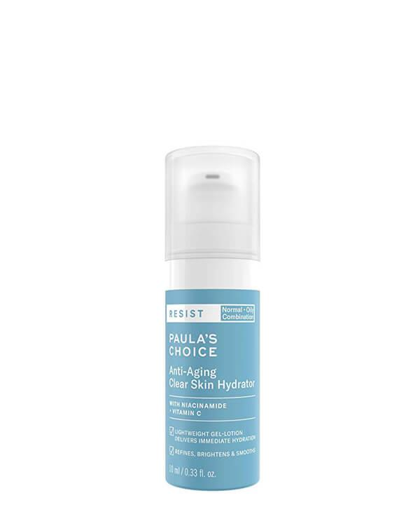 Paula's Choice - Resist Anti-Aging Clear Skin Hydrator - 10 ml