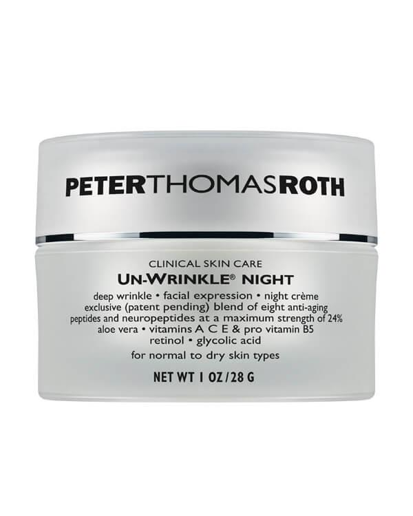 Un-Wrinkle Night Cream - 30 ml
