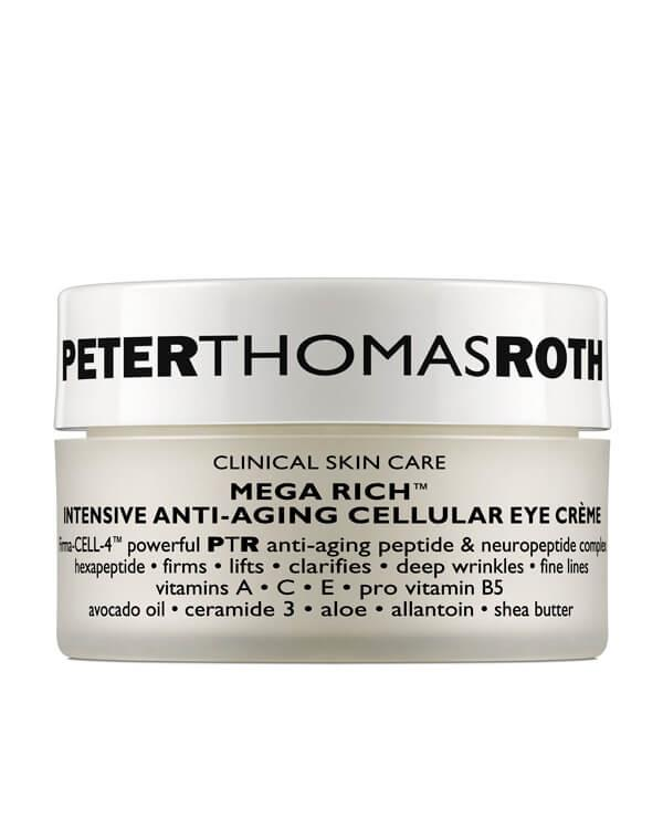 Mega-Rich Intensive Anti-Aging Cellular Eye Crème - 22 ml