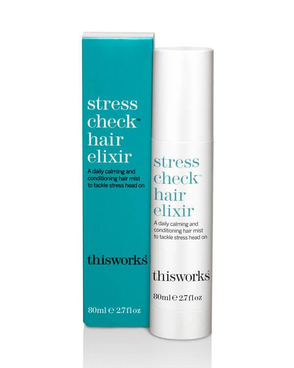 This Works - Stress Check Hair Elixir - 80 ml