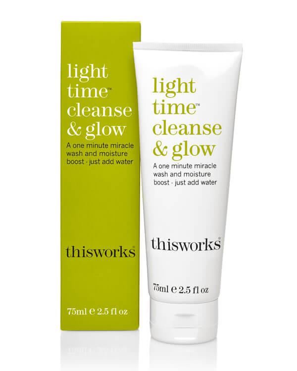 Light Time Cleanse & Glow - 75 ml