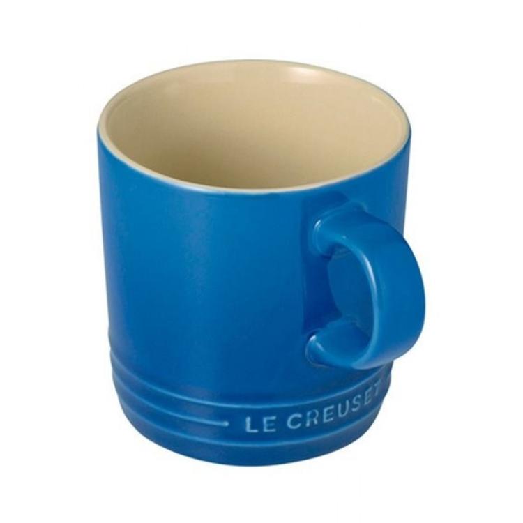 Le Creuset koffiebeker 0,2 L - marseilleblauw