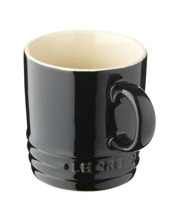 Le Creuset espressokopje 70 ml - zwart