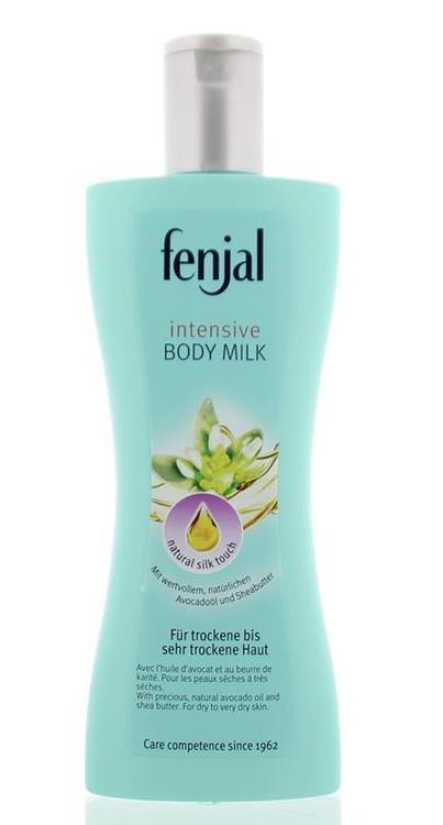 Body milk intensive