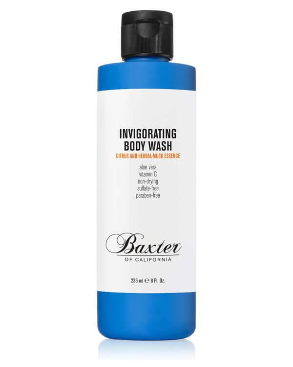 Invigorating Body Wash - Citrus & Herbal Musk Essence - 236 ml