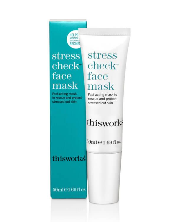 This Works - Stress Check Face Mask - 50 ml