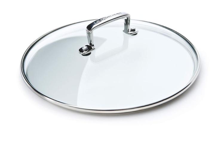 Le Creuset Glazen deksel Les Forgees - 18 cm