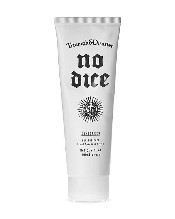 Triumph & Disaster - No Dice Sunscreen SPF50 - 100 ml