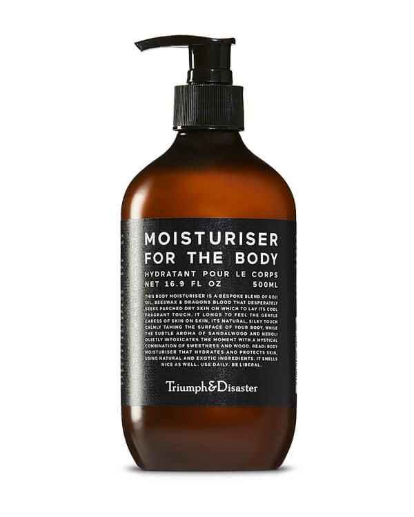 Triumph & Disaster - Body Moisturiser - 500 ml