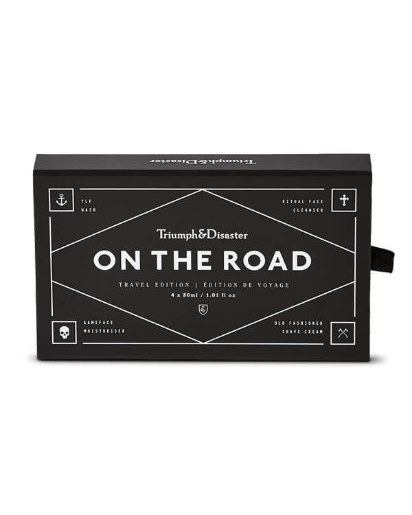 On The Road Travel Kit - 4 x 30 ml