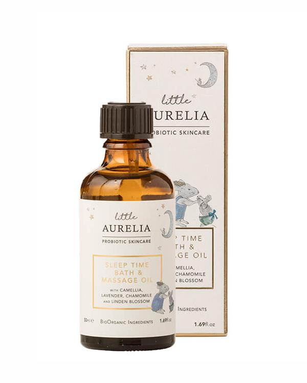 Aurelia - Little Aurelia Sleep Time Bath & Massage Oil - 50 ml