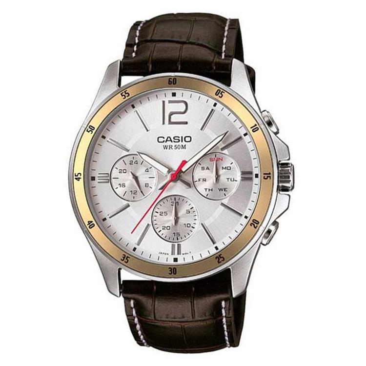 Casio horloge MTP-1374L-7AVEF Collection