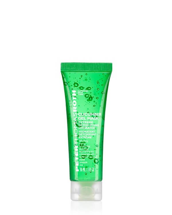 Cucumber Gel Mask - 30 ml
