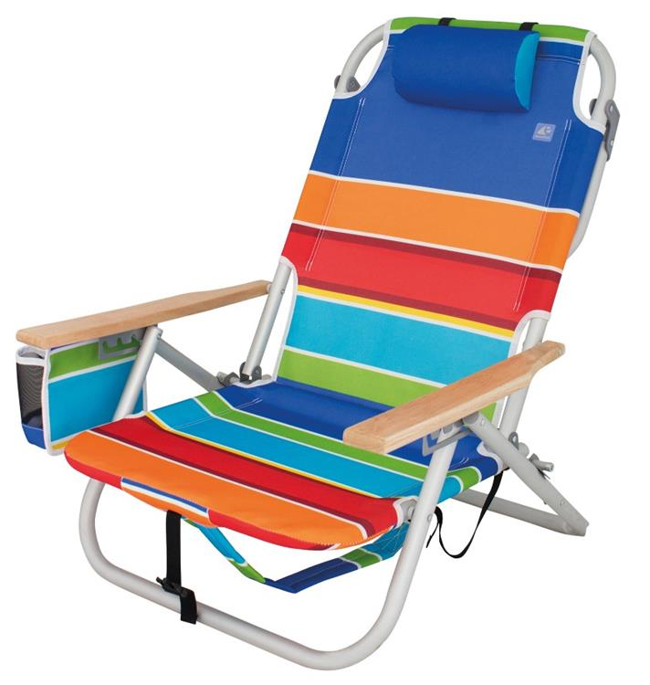 Pro Beach Strandstoel.Eurotrail Sete Beach Strandstoel Multi Color