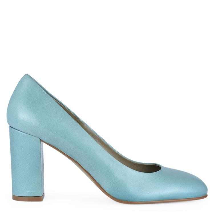 Nallem pump ZS - Light-Teal
