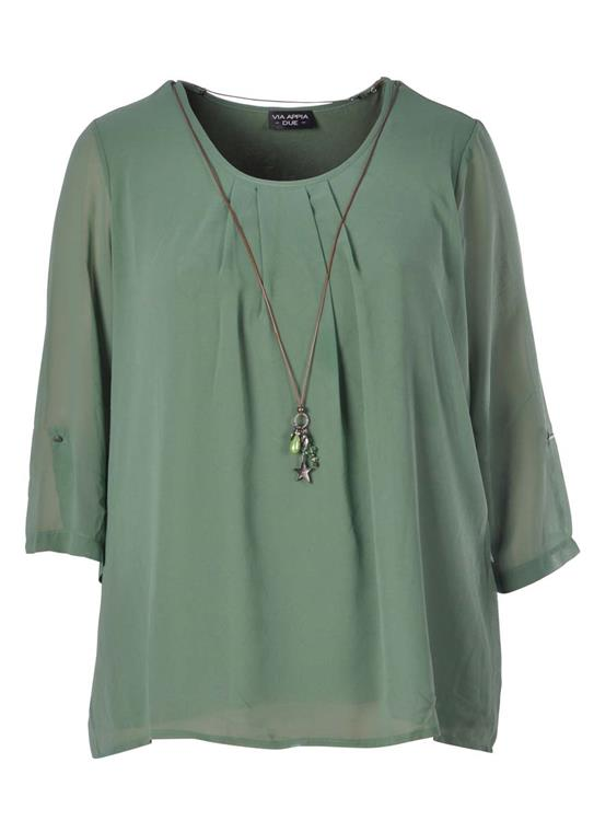 Via Appia Due shirt 618944 Groen