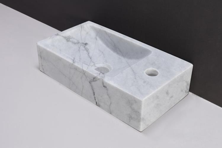 Forzalaqua fontein venetia cm carrara marmer