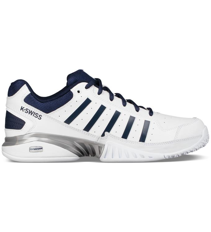 K-Swiss TFW RECEIVER IV OMNI-WHITE/NAVY